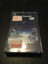 Yes Tales From The Topographic Oceans Double Play Cassette Tape CS 2-908 New!!!
