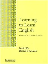 Learning to Learn English Learners book: A Course