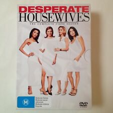 Desperate Housewives Season 1 DVD 6-Disc Box Set. TV Show First Series Region 4
