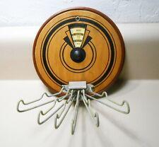Vintage Tie Holder 1937 Turn-Dial Nu-Dell Mfg.