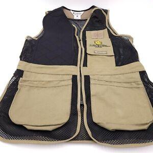 Columbia Sportswear Hunting Smokin Clays Skeet Vest Mens Size Large