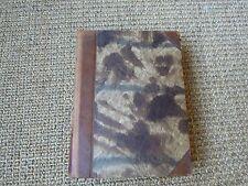 Theodore Dreiser Soster Carrie, om Kristensen, 1929, Norwegian, leather, Vintage