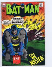 Batman #215 DC Pub 1969