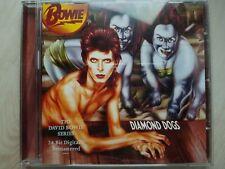 DAVID BOWIE Diamond Dogs, CD /1974/11 Songs/Remaster