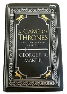 A GAME OF THRONES Illustrated Edition Song of Ice & Fire George R.R. Martin H/C