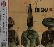 ENIGMA Le Roi Est Mort Vive Le Roi! JAPAN CD OBI VJCP-25270 Michael Kretu Sandra