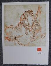 Lithografie - Dang Lebadang - Zèbres