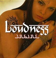 Audio CD - LOUDNESS - Engine - UK Edition NEW RARE SEALED - WORLDWIDE