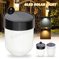 6LED Solarleuchte Solar Lampe Garten Zaunleuchte Wandleuchte  3