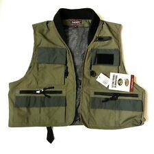 Fishing Vest Caddis XL X Large Green Waterproof Breathable Wader CA4901WV $49.99