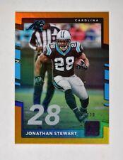 2017 Donruss Jersey Number #94 Jonathan Stewart /28 - NM-MT