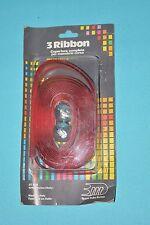 3TTT RIBBON handlebar tape ! NOS ! vintage !! RED !!