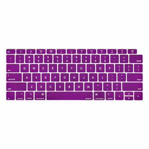 Waterproof Silicone Keyboard Protective for Macbook Air 13 2018 Release A1932