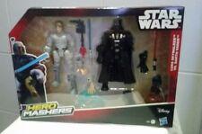 Disney Star Wars Héroe Mashers Luke Skywalker Vs Darthvader