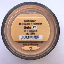 Bare Escentuals Bare Minerals Foundation Light W15 8g XL ORIGINAL SPF15