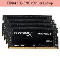 Für Kingston HyperX Impact 16 GB 32 GB 64 GB DDR4 3200 MHz PC4-25600 Laptop-RAM