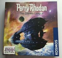 Perry Rhodan the cosmic league Kosmos Z-man board game 2 players