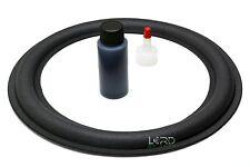 """One JL Audio 10"""" Foam Surround Repair Kit For 10W0, 10W1,  10W3, 10W3v2, 10W6"""