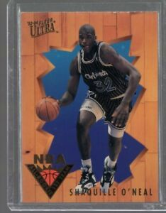 1993-94 Fleer Ultra NBA All Rookie Team Shaquille O'neal #5