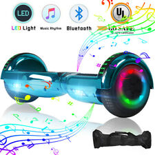 Bluetooth Hoverboard Led Scooter Ul2272 Self Balancing Hoverheart With Bag
