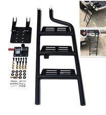 Pickup Truck Step Tailgate Ladder For Dodge RAM 1500 2500 Chevrolet Silverado