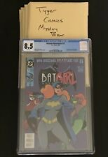 SIGNED Comic Book Grab Bag - Grand Prize is Batman Adventures #12 CGC 8.5