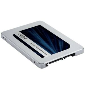 Crucial MX500 2TB SSD 2.5 Inch (CT2000MX500SSD1) - Tested, New