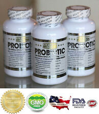 3X ULTRA PROBIOTIC 50-100 Billion CFUs RAW WHOLE ULTIMATE FLORA PRIMAL KEY RENEW