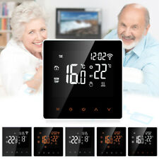 Smart Home Heating Thermostat LCD Underfloor Digital Temperature APP Controller