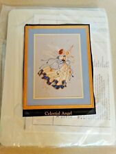 NIP Dimensions Gold Collection Celestial Angel, Cross Stitch Kit #3755