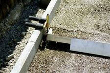 KERB ROLLER SET for use with Easy Plan EP-uni Telescopic Screed Bar