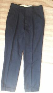 Margaret Howell 10 summer weight wool trousers