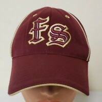 Florida State Seminoles Hat Cap TOW Top of the World One Fit Noles Basketball
