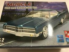 AMT /ERTL  1969 FORD GALAXIE Hard Top Open Started #38154