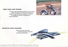 GM CHEVY 1954-1955.1 PICK UP TRUCK  HOOD ORNAMENT BIRD INSTALLATION INSTRUCTIONs
