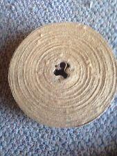 "Full 10 Pound Roll of 3 1/2"" Wide Upholsterer's Webbing Nos"