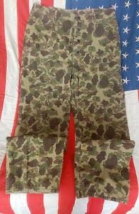 US Camo HBTs Trousers