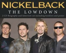 Lowdown Unauthorized - Nickelback (2008, CD NUOVO)
