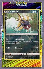 Carvanha Reverse - SL1:Soleil et Lune - 81/149 - Carte Pokemon Neuve Française