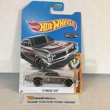 '67 Pontiac GTO * Zamac * 2017 Hot Wheels * WJ3
