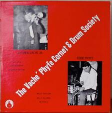 THE VACHE PHYFE CORNET & DRUM SOCIETY-NM1977LP Fat Cat Jazz