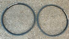Pair of Vittoria Rubino Pro Intrepid 700c X 23 23-622 Tyres Tire Prb 3d compound