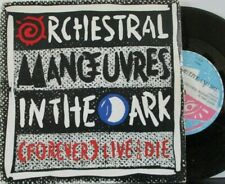 "OMD ~ (Forever) Live & Die ~ 7"" Single PS"