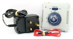 BACHMANN 'OO/N' GAUGE 36-560 ANALOGUE SPEED CONTROLLER & TRANSFORMER *UNBOXED*