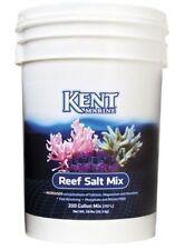 KENT MARINE FISH SALT 200 GALLONS 26.3KG 25KG REEF AQUARIUM NEW FORMULA BUCKET