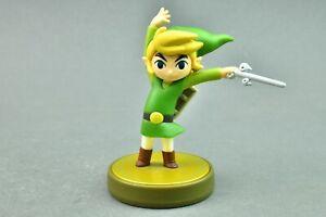 Amiibo Toon Link Wind Waker 30th Nintendo Figure