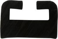 Arctic Cat Jag Deluxe 1979-1991 Replacement Graphite Slides Black Pair