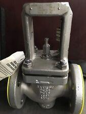 NEW SAMSON  3241  DN32 SCI# 036288TX 14581 PN40 Stainless Steel