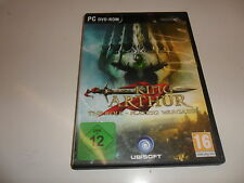 PC King Arthur: the role-playing wargame