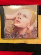 David Bowie Hunky Dory CD 1990 US Rykodisc Issue With 4 Bonus Tracks